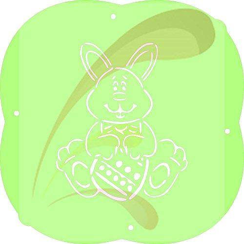 Easter Bunny, PYO, Cookie stencil, Cake Stencil, Coffee Sten