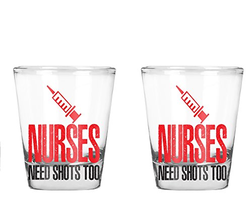 Nurses Need Shots Too