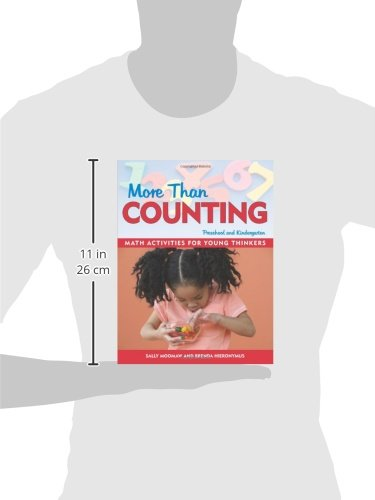 Amazon.com: More Than Counting: Whole-Math Activities for ...