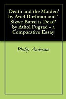 Comparative study death and the maiden
