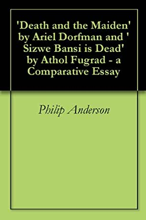 sizwe bansi is dead essay