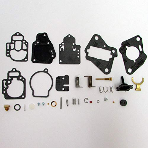 - Quicksilver Repair Kit-Carb