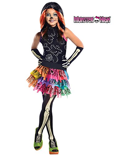 Monster High Skelita Calaveras Costume, Small ()