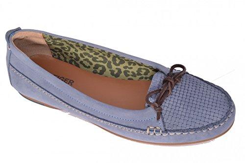 Tommy Hilfiger Penley 5N mujer Mocasines EN56818728, Bijou Blue/420 de zapatos, color, talla 37: Amazon.es: Zapatos y complementos