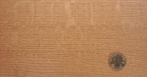 White Oak Quarter Sawn Veneer 10 Mil Psa 24'' X 48'' by WOODNSHOP
