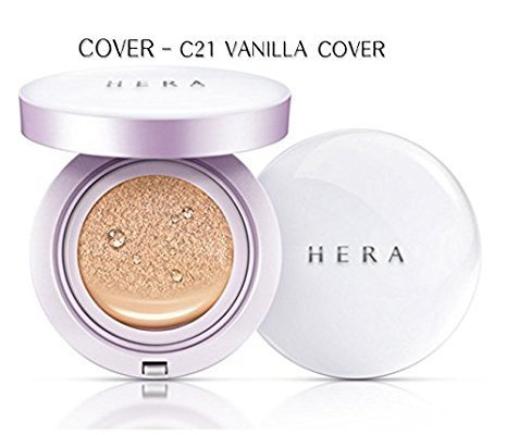 HERA UV Mist Cushion Cover SPF50+/PA+++ 15g2 #C21 Vanilla Cover