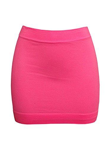 eyes - Falda - ajustado - para mujer L Pink