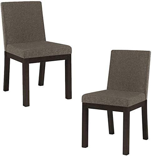 FURNITURE HOME Metropolitan Home Tocara Upholstered Side Chair