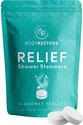 Essential Oil Shower Steamer