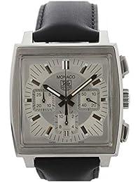 Monaco Automatic-self-Wind Male Watch CW2112 (Certified Pre-Owned)