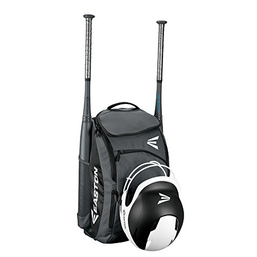 Easton Prowess Softball Bat Pack Baseball Bag, Black