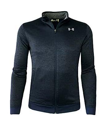 Amazon.com: Under Armour Men's UA Storm ATHLETIC FULL ZIP Fleece Lined Jacket (XXL, NAVY HEATHER
