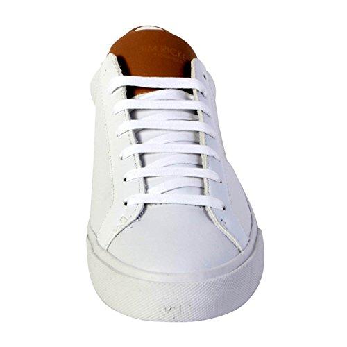 Jim Rickey Chop - Zapatillas de deporte Hombre Blanc