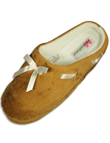 Maidenform Clog Maidenform Tan Ladies Ladies Slipper 5f7wqfx