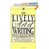 img - for The Lively Art of Writing by Payne Lucile Vaughan (1969-03-01) Mass Market Paperback book / textbook / text book