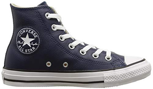 Bleu Hi Homme Hautes Sneakers Lea Converse Sea Ctas F7qwAA0S