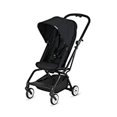 Parents have never had a better travel companion for their children. The CYBEX Eezy S Twist is designed with a wide range of smart features, which can all be operated with just one hand so you don't have to let go of your little one: rotate t...