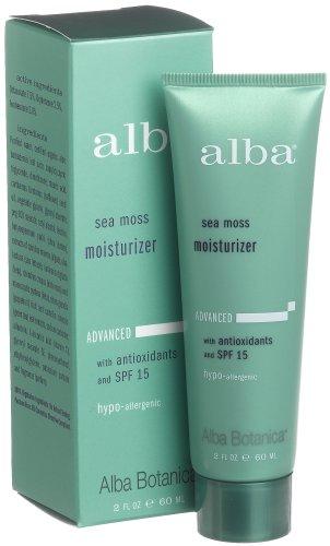 Alba Botanica mer Hydratant Moss SPF 15 - 2 fl oz
