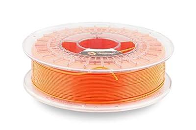 Fillamentum CPE Extrafill Neon Orange 1.75mm 3D Printer Filament Spool, Diameter Tolerance +/- 0.05mm, 750g