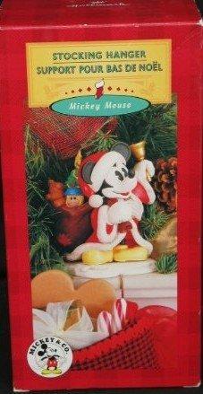 Hallmark Mickey Mouse Stocking Hanger