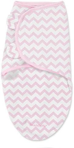 Summer Infant SwaddleMe - Pink Chevron SM