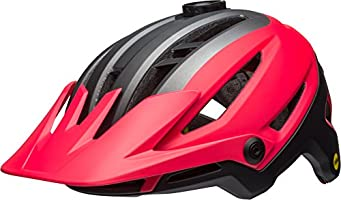 BELL Sixer MIPS Casco para Bicicleta, Matte Hibiscus/Black: Amazon ...