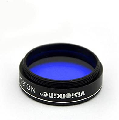 1.25 Inch Telescope Filter Glass Nebula Filters Set Astronomical Telescope Oculares Eyepiece Filter 80Acolor