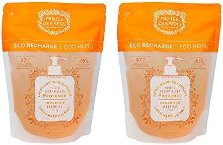 Panier des Sens Eco-recambio de jabón