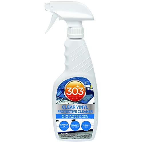 303 30214 Marine and Boat Clear Vinyl Protective Cleaner, 16. Fluid_Ounces
