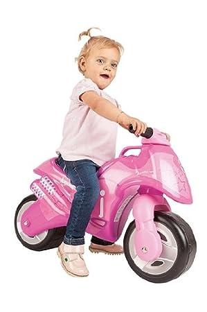 Juguettos Moto Strass Rosa