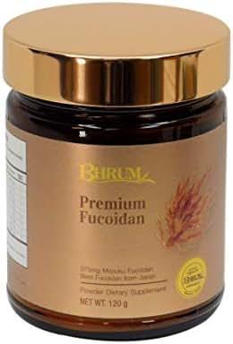 Bhrum's Premium Fucoidan 375mg Okinawa Mozuku Fucoidan (Bhrum's Premium Fucoidan)