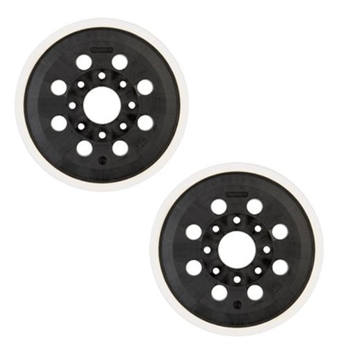 """Bosch Sander (2 Pack) Replacement 5"""" XtraSoft Hook & Loop Pad 2610955944 # RS033-2pk Review"""