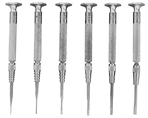 General Tools SPC600 Six Piece Screwdriver