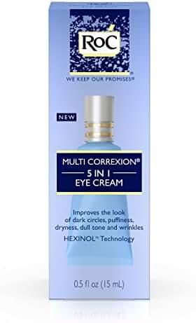 Roc Multi Correxion 5 In 1 Eye Cream, .5 Oz.