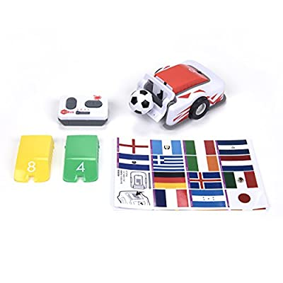 HEXBUG Robotic Soccer Singles - Assorted Colors: Toys & Games
