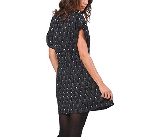 Kaporal Tam, Vestido para Mujer Negro