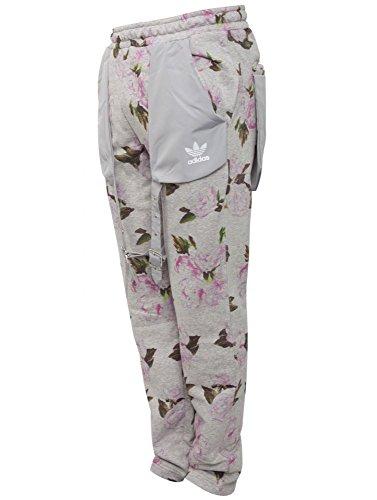 Adidas Jeremy Scott Men's S07153 Floral Track Pants ()