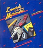 Essentials of High School Mathematics, , 0395393604