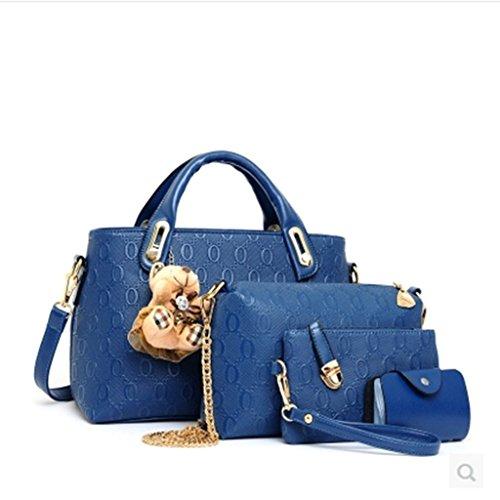 2016 Summer New Handbag Korean Fashion Embroidery Pattern Song Zhongji Backpack Cartoon Backpack
