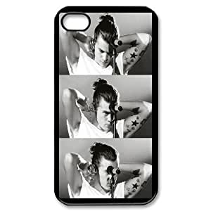 iPhone 4,4S Phone Case Black Harry Styles MN6619777