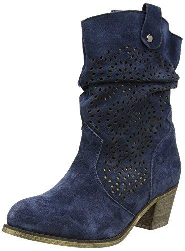 para Conti Andrea Mujer por Zapatillas 1121551 168 Navy Casa Azul de Estar Blau CZqF4C