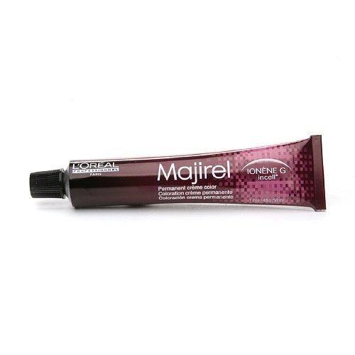 L'Oreal Professional Majirel Permanent Creme Color, Ash Blonde 7.1/7B 1.7 oz (48 g)