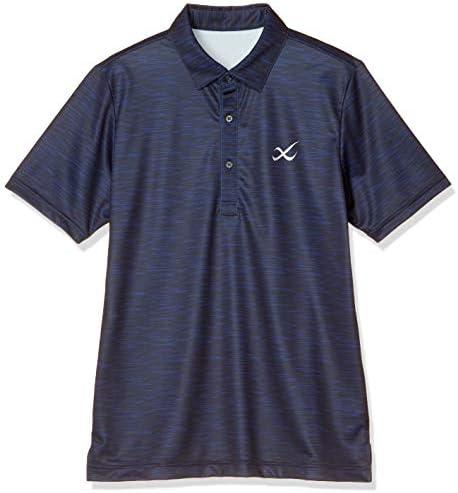 ポロシャツ(半袖) 吸汗速乾 UVカット 抗菌防臭 DLO297 メンズ