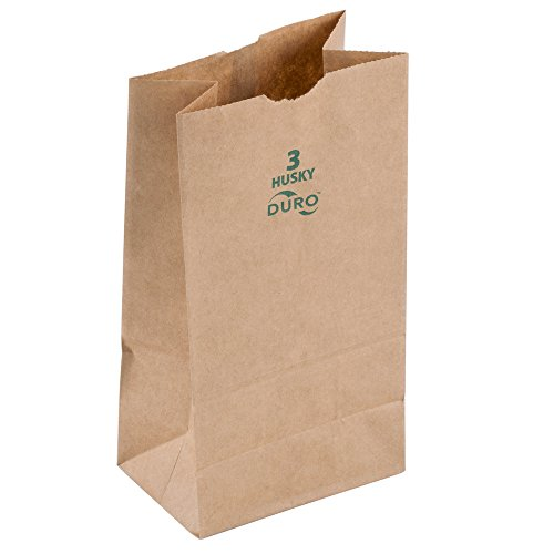 Restaurant Paper To Go Bags - 8