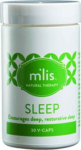 Sleep Naturally 30 Cap - M'lis Sleep Encourages deep, restorative sleep 30 v-cap
