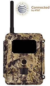 Spartan GoCam AT&T Blackout Flash with Free $40.00 Lockbox included from HCO Outdoors