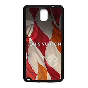 SANLSI LV Louis Vuitton design fashion cell phone case for samsung galaxy note3