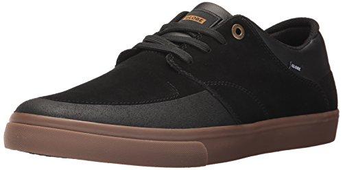 Globe Männer Chase Skateboard Schuh Schwarz / Gum