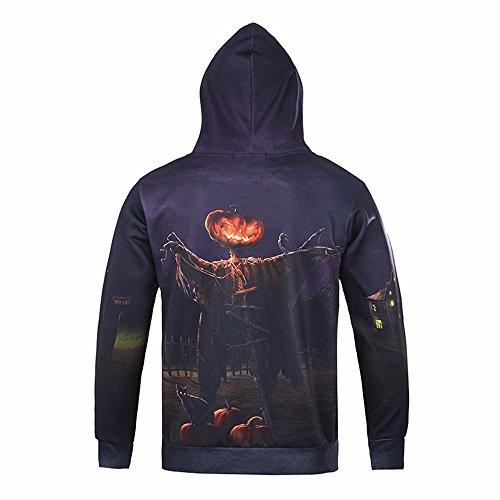 Capucha Hooded Desgaste Exterior Con Original Moda Aire Deportes Sweater Cabeza Invierno Impresion Libre Whlwy Al Hombres Sudaderas De 3d ATwORq