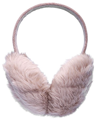 Simplicity Women Men Insulated Furry Plush Ear Muffs Winter Earmuffs, Khaki (Insulated Ear Muffs compare prices)
